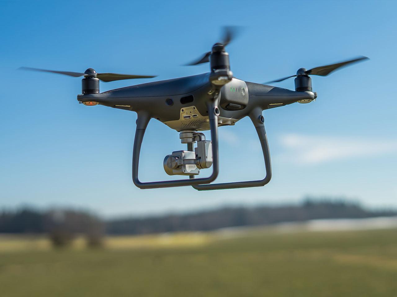 Drohnen - Allgemeines