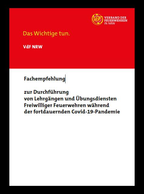 Fachempfehlung des VdF NRW