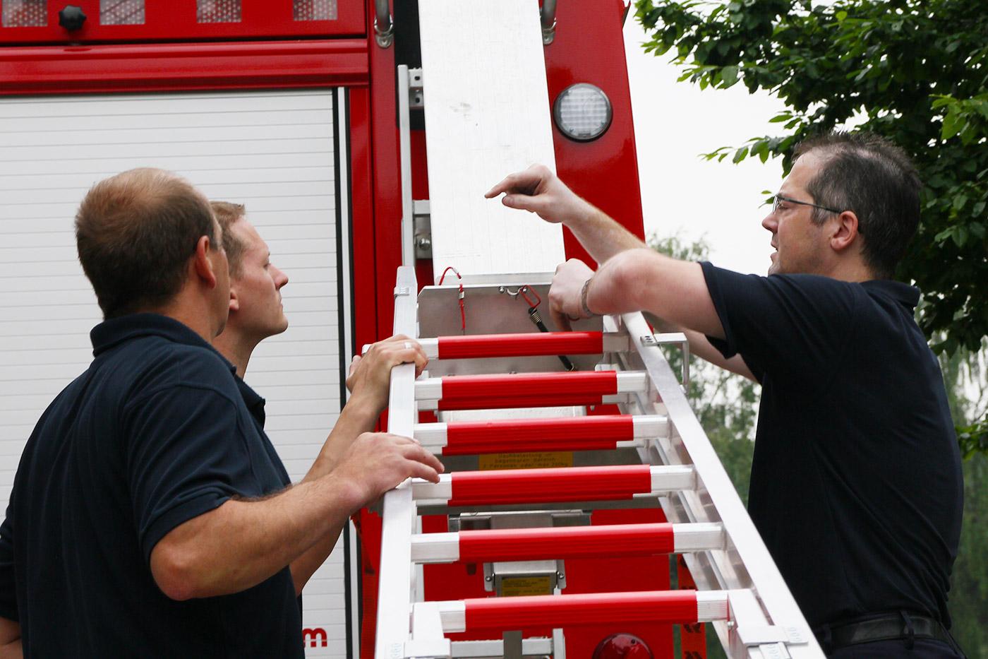 Die Verantwortung der Führungskräfte der Freiwilligen Feuerwehr
