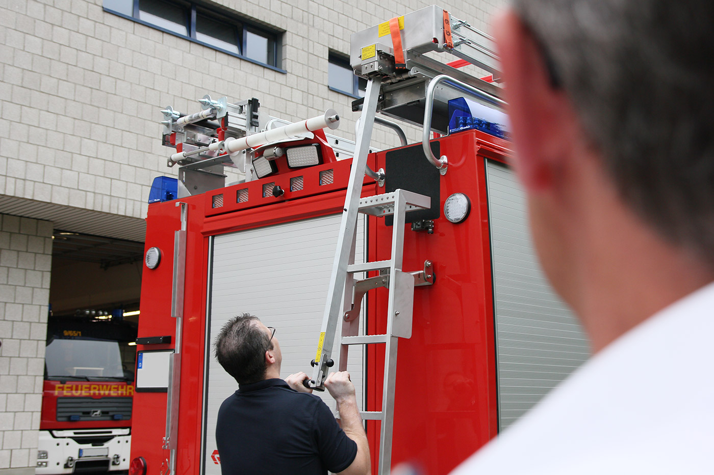 Sicherheitstechnische und medizinische Beratung für Freiwillige Feuerwehren