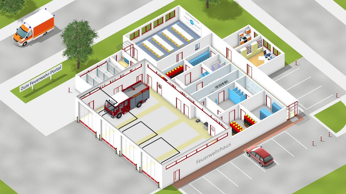 Abweichen von staatlichen Arbeitsschutzvorschriften im Feuerwehrdienst